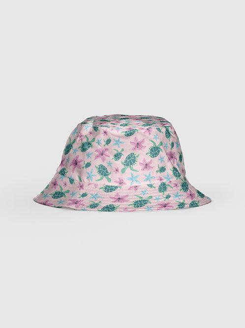 Reversible Hat I Sea Turtle