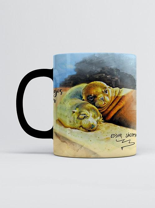 Artist Edition I Edgar Jacome I Sea Lion Couple