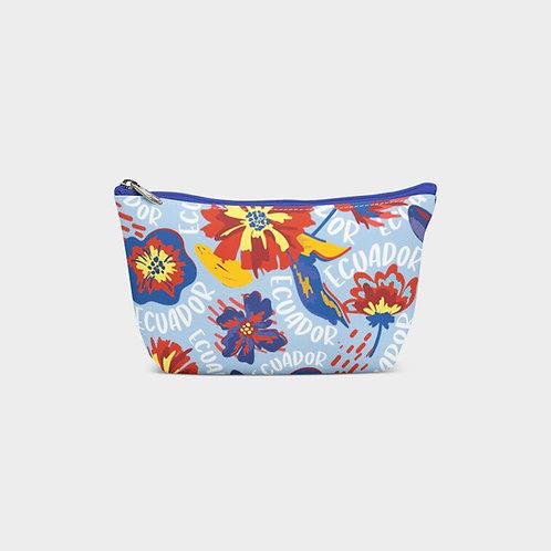 Flower Pouch Bag I Ecuador
