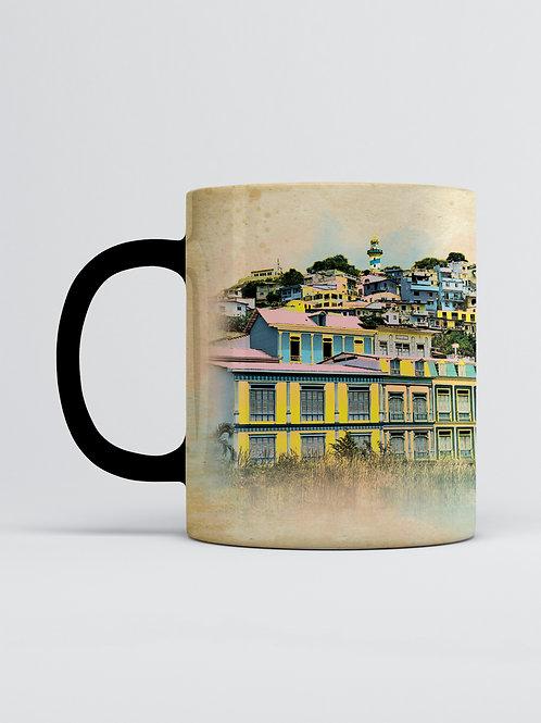Guayaquil Mug I Las Peñas