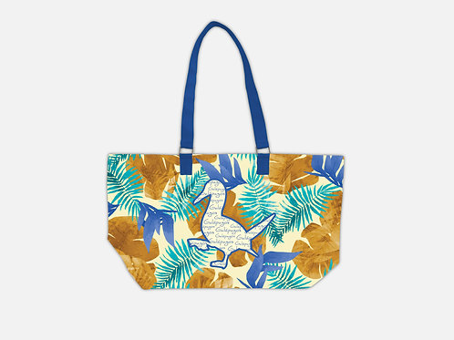 Pattern Tote Bag I Bluefoot Booby