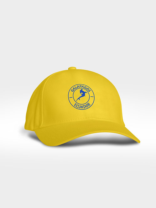 Microfiber Cap I Yellow I Shark