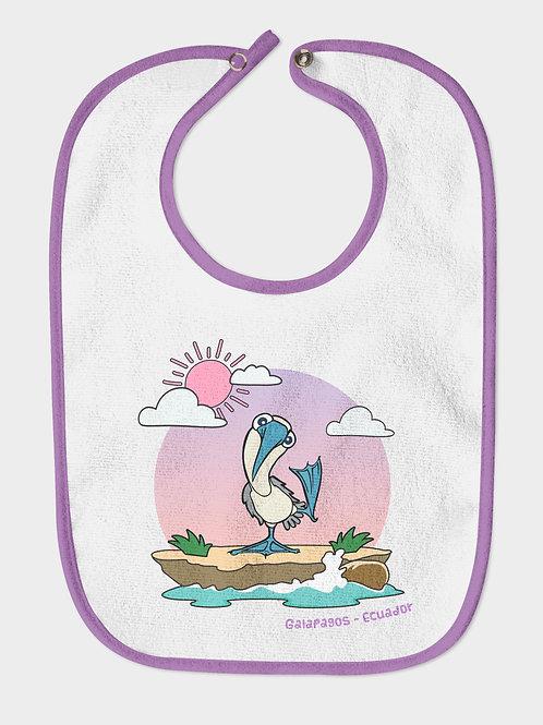 Babybibs Set I 2 Pieces Set I Bluefoot Booby