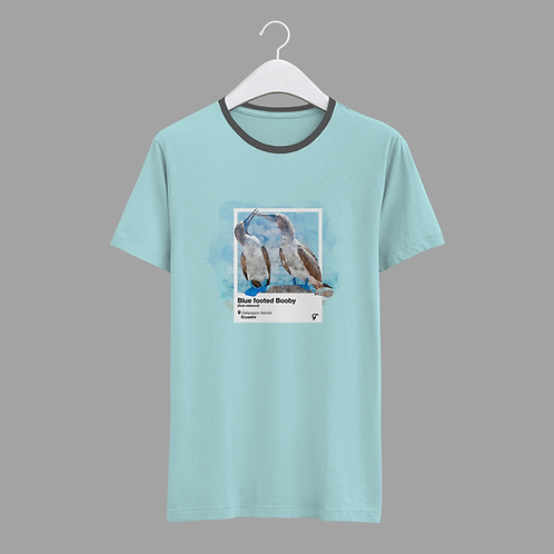 Endemic T-shirt I Bluefoot Booby