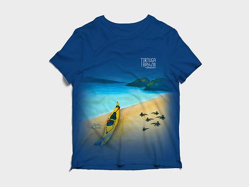 Artist Edition I Irma Once I Short Sleeve Shirt I Tortuga Bay Beach