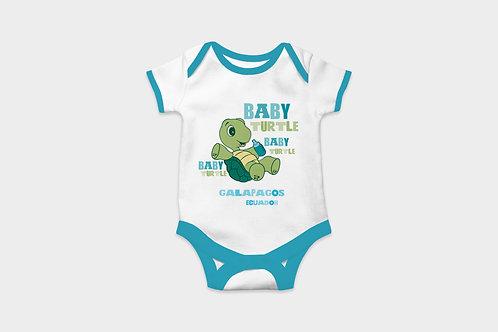 Basic Babysuits I Turtle Babyboys