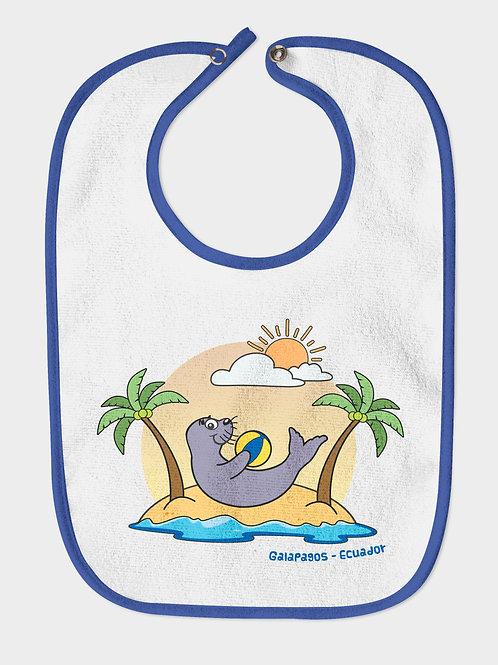 Babybibs Set I 2 Pieces Set I Sea Lion