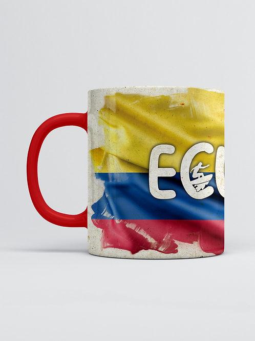 Ecuador Mug I Ecuadorian Flag
