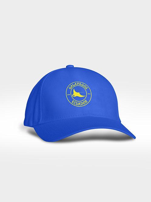 Microfiber Cap I Blue I Stingray
