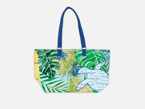 Pattern Tote Bag I Sea Turtle