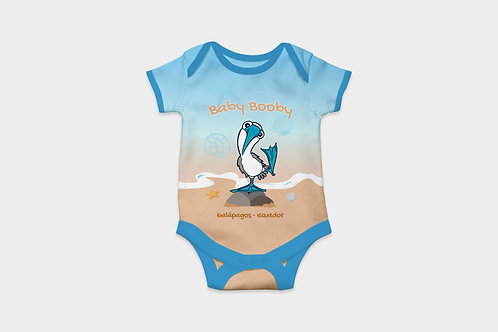 Full Color Babysuits I Bluefoot Booby