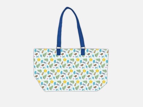 Ice cream Tote Bag I Bluefoot Booby
