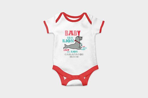 Basic Babysuits I Sea Lion
