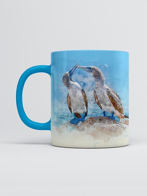 Endemic Mug I Bluefoot Booby