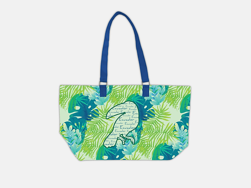 Pattern Tote Bag I Toucan