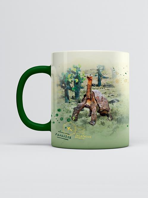 Endemic Mug I Lonesome George