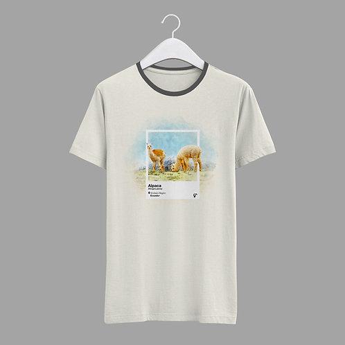 Endemic T-shirt I Alpaca