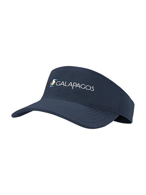 Visor Hat I Navy I Bluefoot Booby