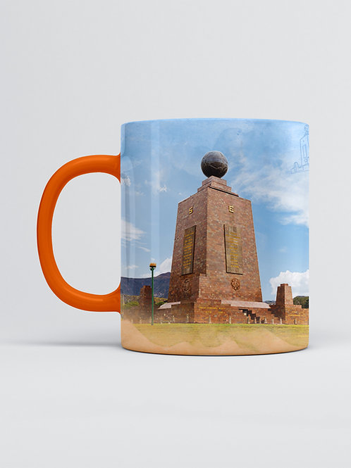 Quito Mug I Mitad del Mundo