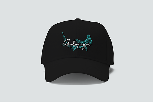 Mosaic Cap I Shark