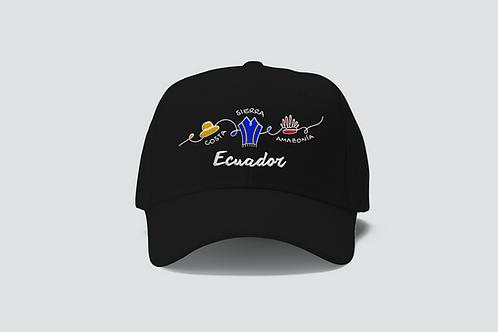 Ecuador Cotton Cap I Regions' Ecuador