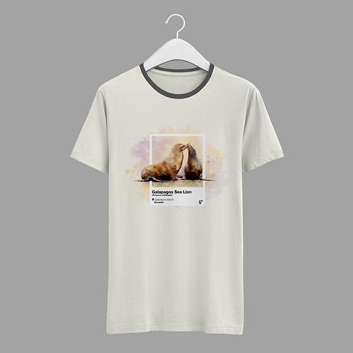 Endemic T-shirt I Sea Lion