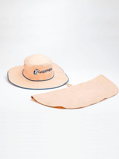 Safari Hat I Khaki I Bluefoot Booby