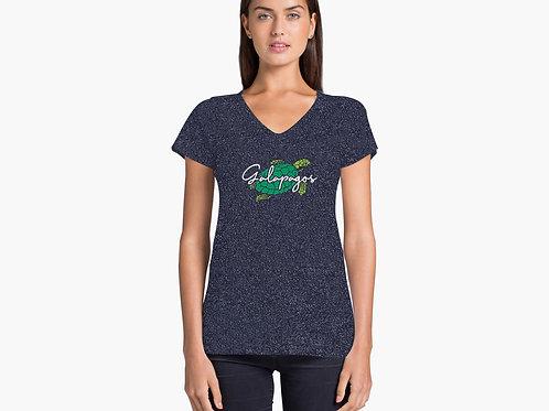 Mosaic T-shirt I Sea Turtle