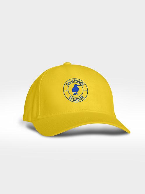 Microfiber Cap I Yellow I Bluefoot Booby