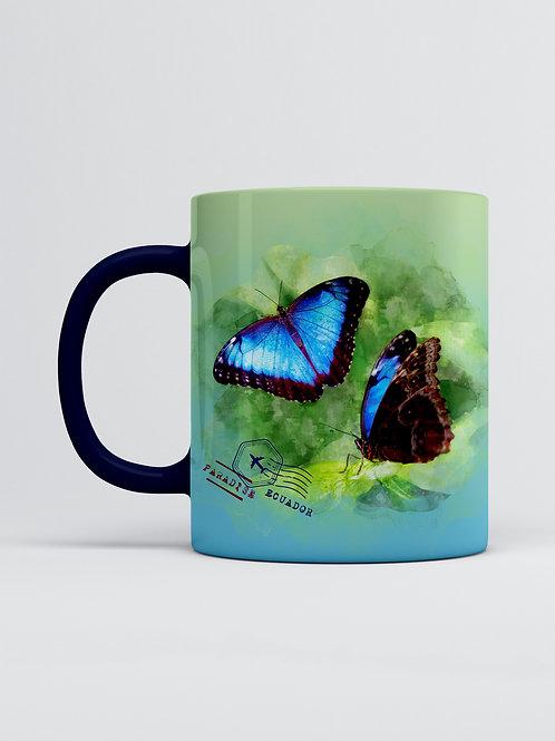 Endemic Mug I Butterfly