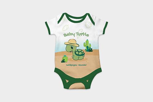 Full Color Babysuits I Turtle Babyboys