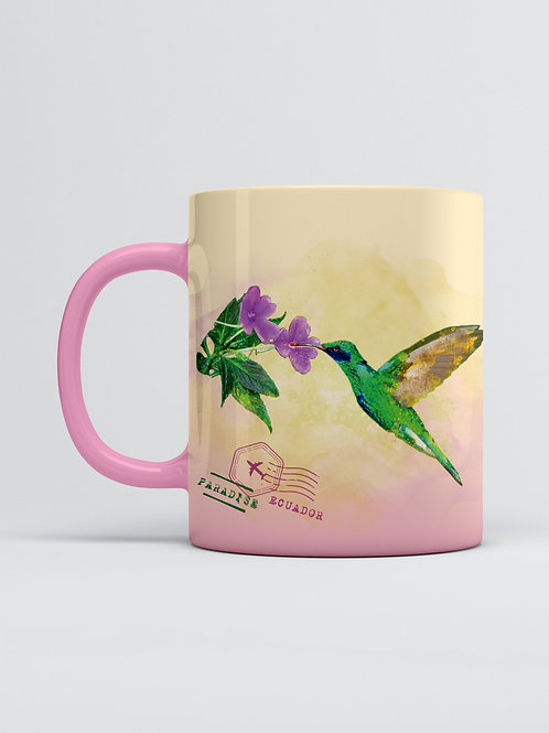 Endemic Mug I Hummingbird