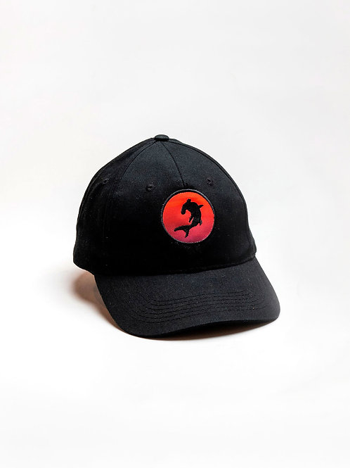 Seal Pattern Cap I Shark