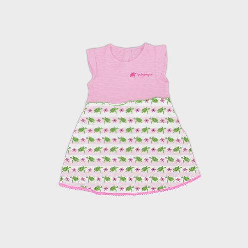 Pattern Dress I Sea Turtle