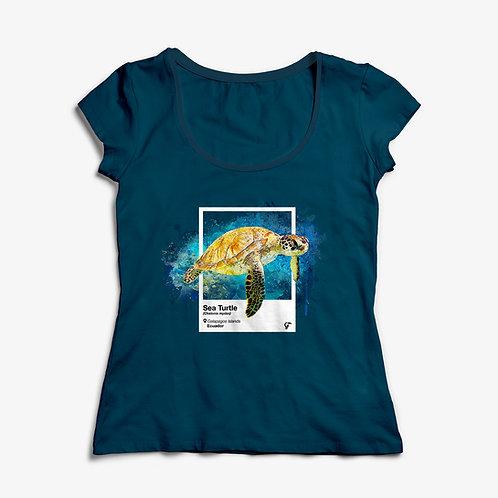 Endemic T-shirt I Sea Turtle