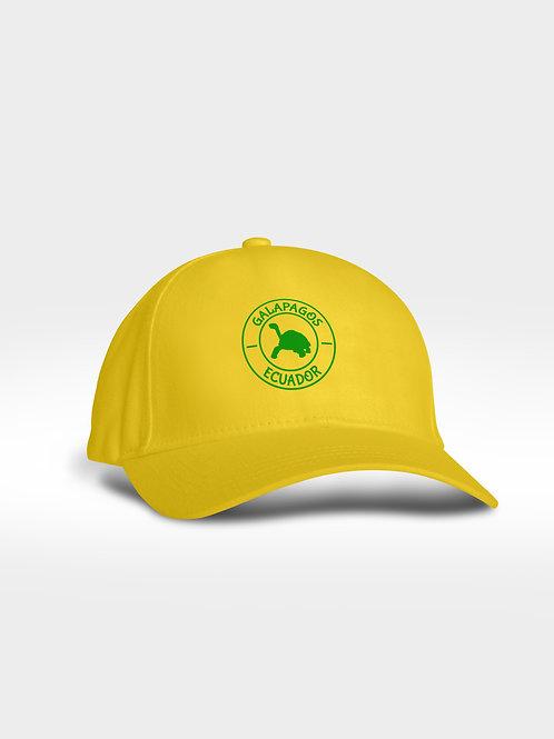 Microfiber Cap I Yellow I Tortoise