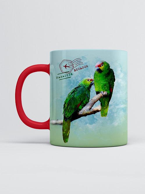 Endemic Mug I Parrot