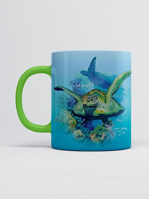 Artist Edition I Edgar Jacome I Sea Turtle