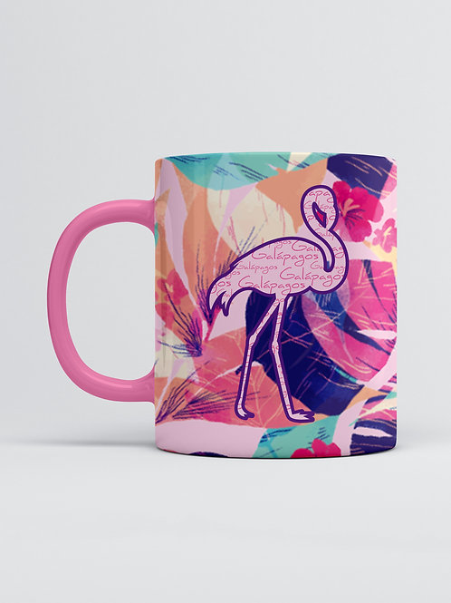 Pattern Mug I Flamingo