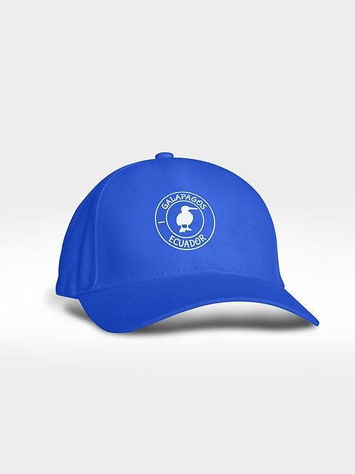 Microfiber Cap I Blue I Bluefoot Booby