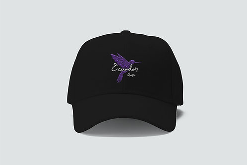 Mosaic Cap I Hummingbird