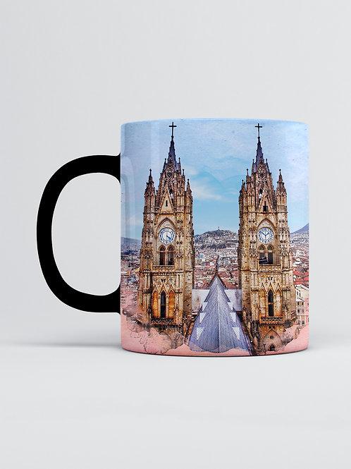 Quito Mug I Basilica del Voto Nacional