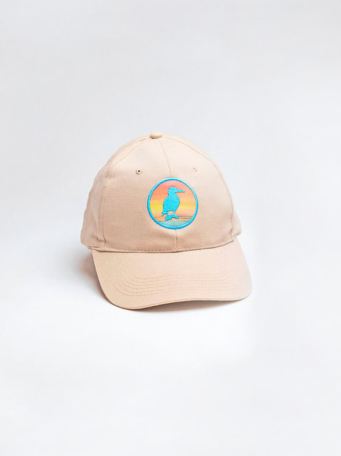 Seal Pattern Cap I Bluefoot Booby