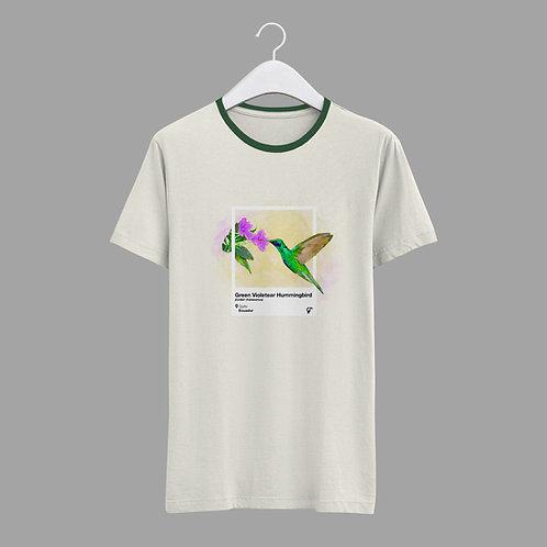 Endemic T-shirt I Hummingbird