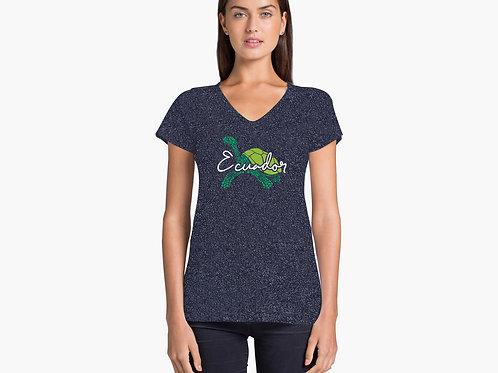 Mosaic T-shirt I Tortoise