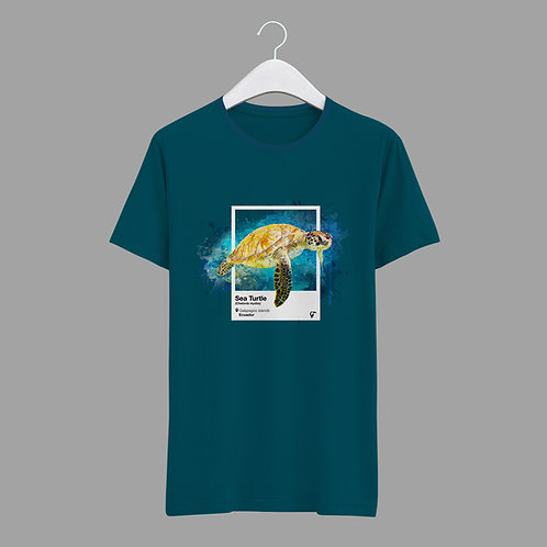 Endemic T-shirt I Sea Turtle