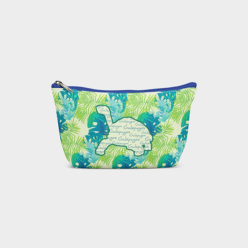 Pattern Pouch Bag I Tortoise