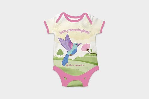 Full Color Babysuits I Hummingbird