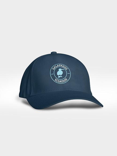 Microfiber Cap I Navy I Bluefoot Booby