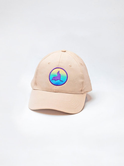 Color Stamp Cap I Khaki I Sea Lion